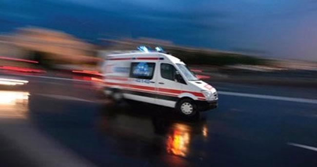 Konya'da kamyonet devrildi: 1 ölü