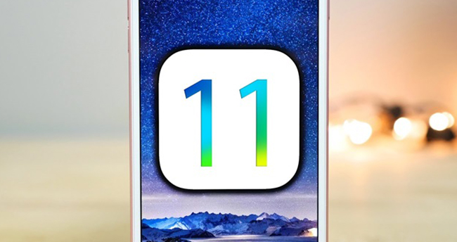 iOS 11 güncellemesi yayınlandı – İşte iOS 11'in ortaya çıkan ilk sorunu!