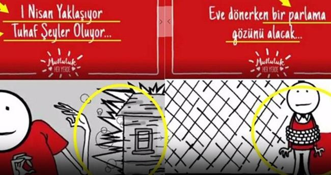 Ülker'in '1 Nisan Şakası' reklamına ceza