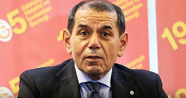 G.Saray'dan Cumhurbaşkanı Erdoğan itirafı!