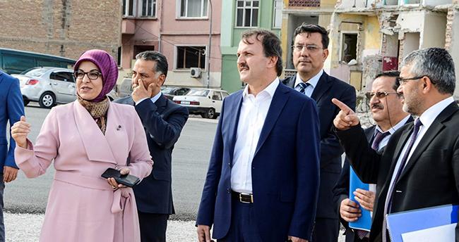 Vakıflar Genel Müdürü'nden Başkan Toru'ya ziyaret