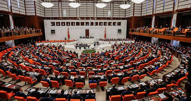 Meclis, Irak ve Suriye tezkeresini görüşüyor