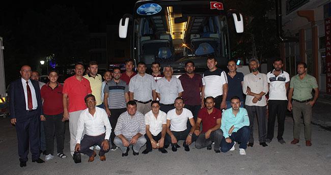 Konya'nın elektirikçileri İstanbul'da fuara katıldı