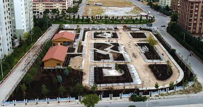 Selçuklu'ya trafik eğitim parkı yapılıyor!