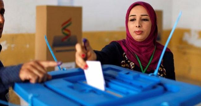 IKBY referandumunda oy kullanma işlemi başladı