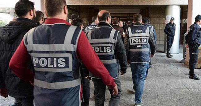 Çankırı'da FETÖ operasyonu: 16 gözaltı
