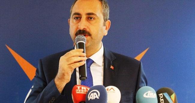 Bakan Gül'den FETÖ lideri Gülen'in Türkiye'ye iadesi ile ilgili açıklama