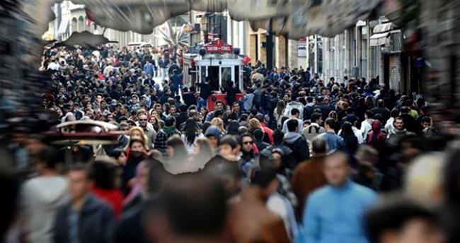 Türkiye Avrupa'nın en genç ülkesi