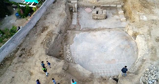 Konya'da Roma dönemine ait spor tesisi bulundu
