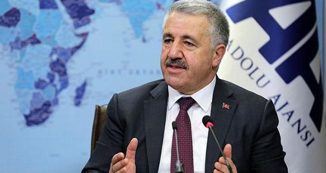 Bakan Arslan: Bir çok alanda indirim yaptık
