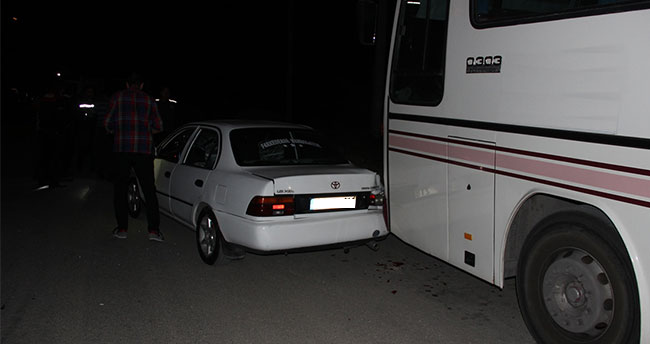 Konya'da sünnet olan çocuk düğününde tüfekle yaralandı