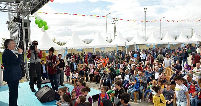 Konya Bilim Festivaline 100 bin ziyaretçi
