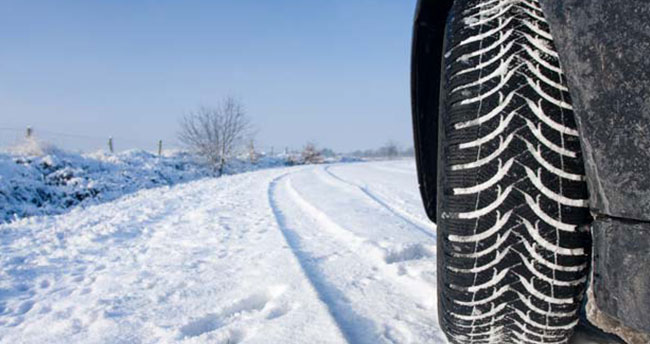 Özel araçlarda kış lastiği zorunlu mu?