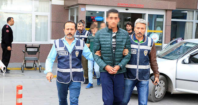 Konya'da taraftara saldıran 4 şüpheli yakalandı