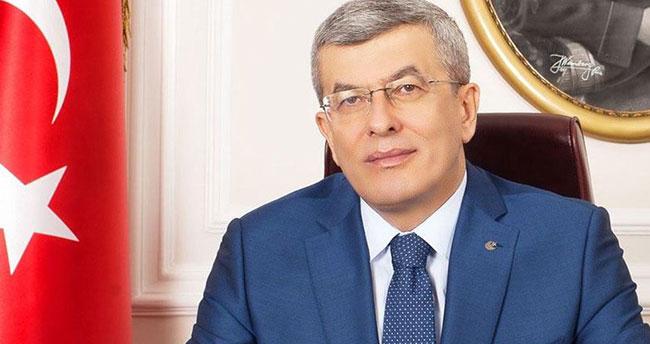 Adalet Bakanı Abdülhamit Gül, müsteşar Kenan İpek'i görevden aldı