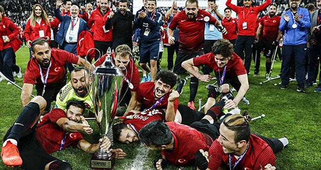 Şampiyonlar Konya'ya geliyor!