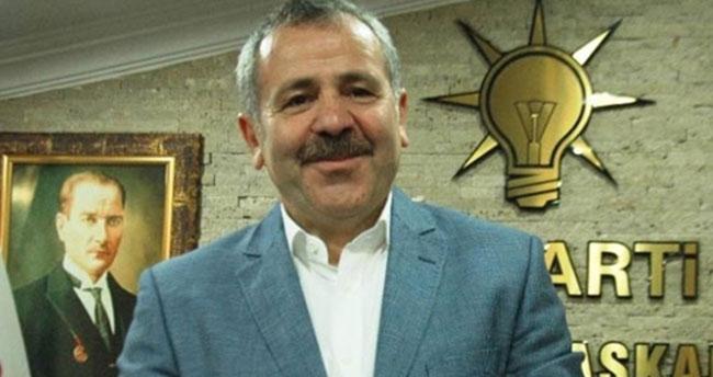 AK Partili Şaban Dişli görevinden istifa ettiğini açıkladı