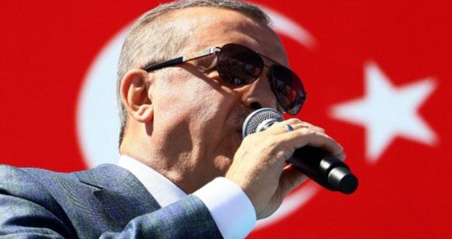 Erdoğan'ın korumaları yeni yerli silahı kullanmaya başladı