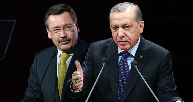 Cumhurbaşkanı Erdoğan, Melih Gökçek'e randevu verdi