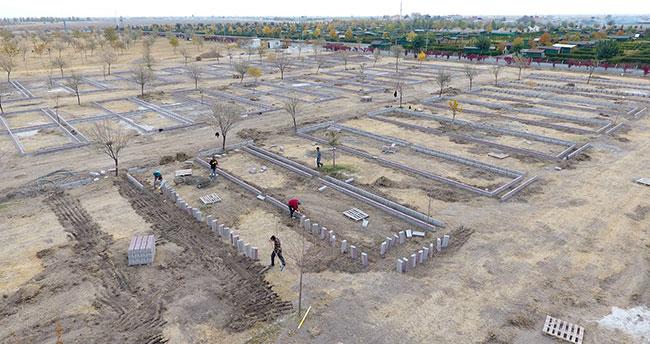 Karatay'a bireysel piknik bahçeleri kazandırılıyor