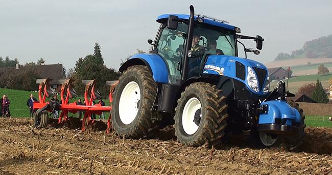 Konya'da traktör sayısı son 10 yılda yüzde 48 arttı