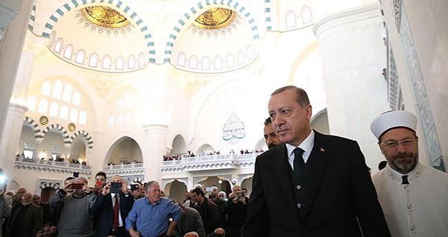 Melike Hatun Camisi açıldı