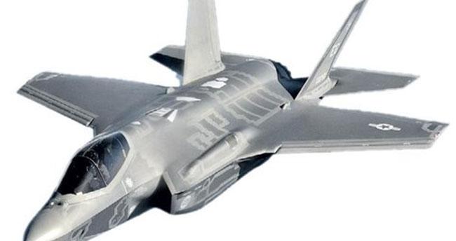 F-35'ler 2018'de Türkiye'de
