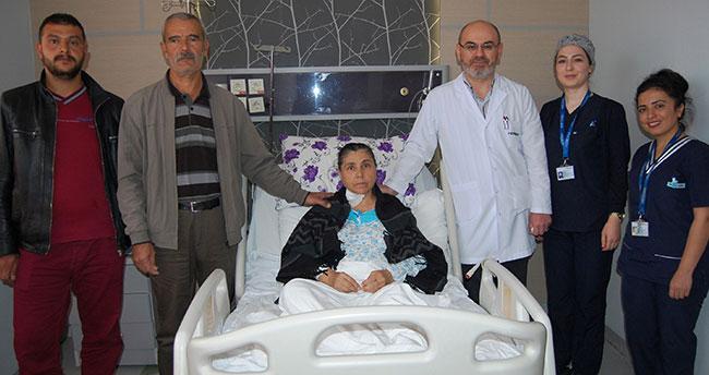 Öksürük şikayeti ile gittiği hastanede akciğer kanseri olduğunu öğrendi