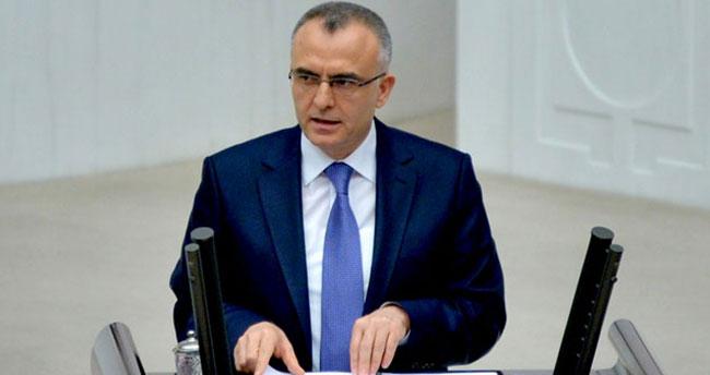 Maliye Bakanı Ağbal'dan asgari ücretle çalışanlara müjde