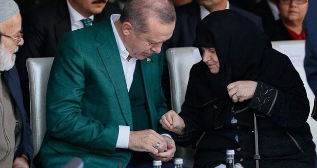 Müşerref Teyze'nin Erdoğan Rüyası Gerçek Oldu