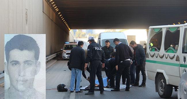 Konya'da feci kaza! Beton mikserinin altında kaldı