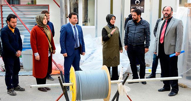 Konya'da bir ilk!! 'Çocuk Sokağı'