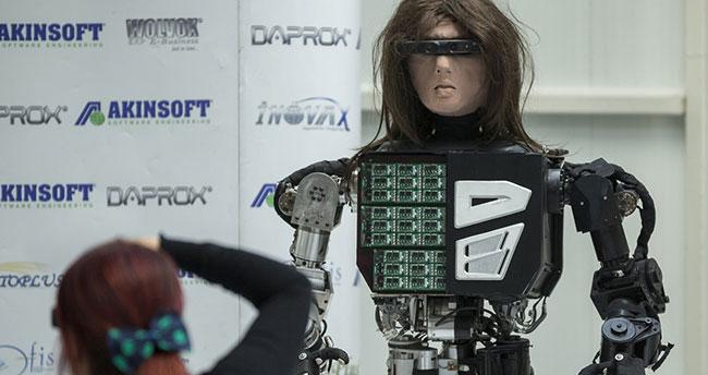 Türkiye'nin ilk 'İnsansı robot' fabrikası Konya'da açıldı!
