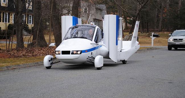 Volvo'dan uçan araç müjdesi