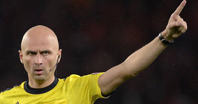 Konyaspor, Marsilya maçına Rus hakem