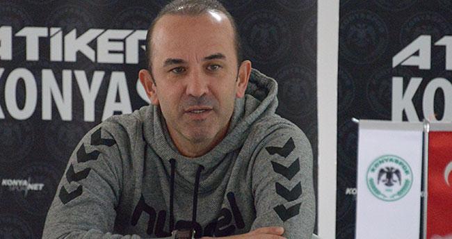 """Atiker Konyaspor Teknik Direktörü Özdilek:""""Kolay olmayacak"""""""