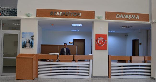 Ilgın'da uygulama oteli hizmete açıldı