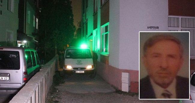 Konya'da merdivenden düşen kişi öldü