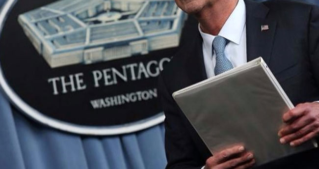 Pentagon'dan flaş PYD açıklaması