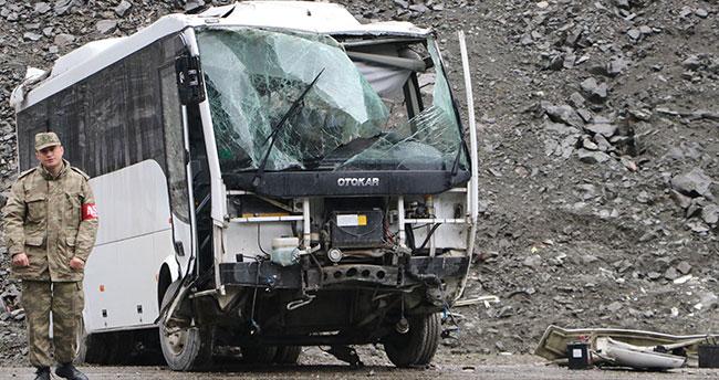 Kahramanmaraş'ta askeri araç kaza yaptı: 15 asker yaralı
