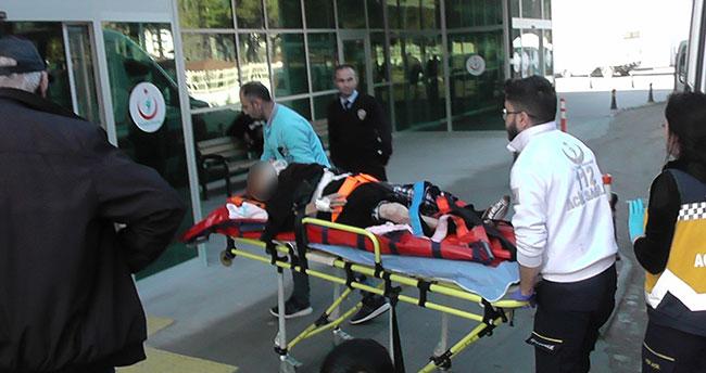 Konya'da Alzheimer hastası yaşlı kadın balkondan düştü