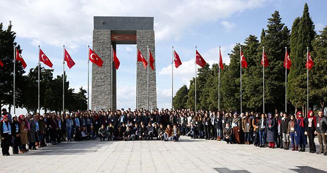 Konya'da 20 bin 524 öğrenci Çanakkale'yi gördü!