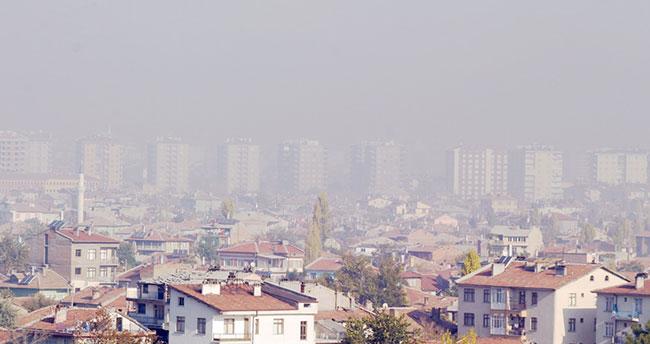 Soğuklar geldi kirlilik arttı