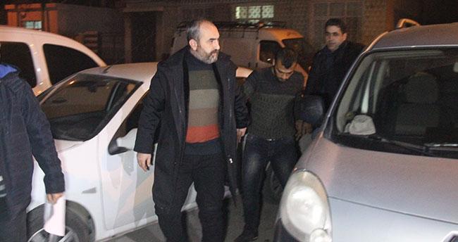 Konya'da 21 farklı hırsızlık olayına karışan şüpheli yakalandı