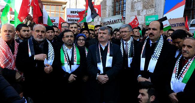 Konya, Kudüs için ayakta!