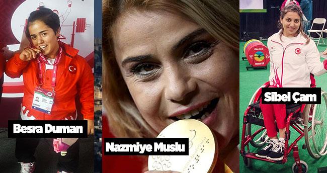 Meram Belediyespor Türkiye'nin gururu oldu