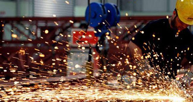 TÜİK, Sanayi Üretim Endeksi'ni açıkladı
