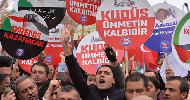 Türkiye'de 'Öfke Cuması'…81 ilde protesto var!