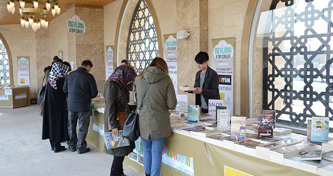 Mevlana Kitap Günleri 17 Aralık'a Kadar İrfan Kültür Merkezi'nde