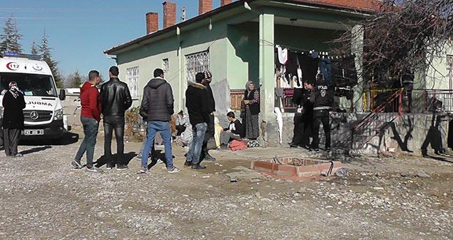 Konya'da 7 yaşındaki çocuk annesini tüfekle başından vurdu